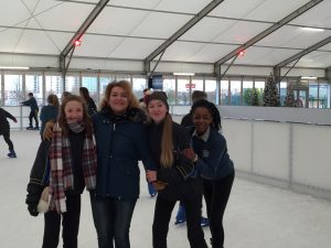 First Year Ice Skating 2017
